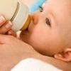 Адаптовані кисломолочні суміші для годування