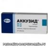 Аккузид ® - про інструкції із застосування, аналоги