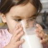 Алергія на коров'яче молоко діти