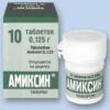 Аміксин застосування для дітей і дорослих, інструкція із застосування, аналоги, склад, побічні дії, показання