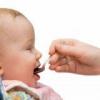 Бактерії в раціоні харчування малюка