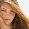 Колір волосся карамель