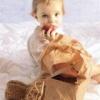 Дефіцит заліза у маленької дитини