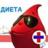 Дієтичне харчування по групі крові