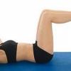 Фізичні вправи для плоского живота
