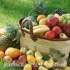 Ягоди, овочі, фрукти - корисні продукти