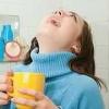 Як і чим полоскати горло при ангіні