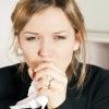 Як позбутися від сухого кашлю?