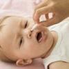 Як лікувати сильний нежить у дитини