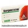 Кардіостатін - інструкція, застосування, про показання, протипоказання, дії, побічні ефекти, аналогах, складі, дозуванні