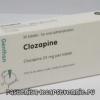 Клозапин - про інструкції, аналогах, застосуванні таблеток