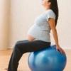 Комплекс вправ на фітбол для вагітних