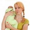 Куріння під час грудного вигодовування