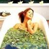 Лікувальні властивості трав'яних ванн