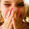 Лікування застуди народними засобами дітей