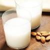 Мигдальне молоко з цукром