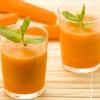 Морквяний сік: користь і шкода