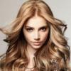 Народна косметика для блиску волосся