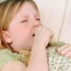 Народне лікування кашлю у дітей