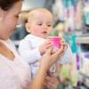 Пальмова олія для маленької дитини