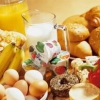 Корисні продукти для сніданку
