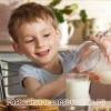 Користь і шкода козячого молока, про калорійність, протипоказання