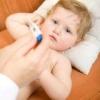 Постійний кашель у маленької дитини