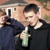 Поведінка з ранньої алкоголізацією у підлітків