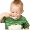Правильний раціон харчування для дитини