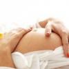 Передлежання плоду у вагітної жінки
