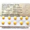 Препарат для лікування еректильної дисфункції з варденафіл допомагає збільшити приплив крові до статевого члена для сильної ерекції! Інструкція, застосування, показання, протипоказання, дія, аналоги