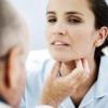 Причини гіпертиреозу в щитовидній залозі