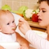 Раціональне харчування дітей до року