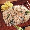 Рис з кунжутом: корисне і смачне обідню страву