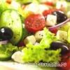 Салати зі свіжих овочів і фруктів, користь