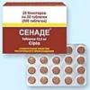 Сенаде таблетки: застосування, інструкція із застосування, протипоказання, склад