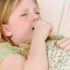 Симптоми захворювань органів дихання у дитини