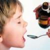 Сиропы от кашля для детей и взрослых