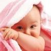 Сухість шкіри маленької дитини