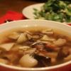 Суп із заморожених грибів
