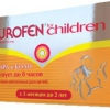 Свічки нурофен для дітей
