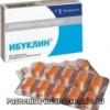 Таблетки від температури з парацетамол ібуклін, нурофен