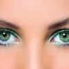 Тіні для зелених очей