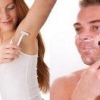 Видалення волосся на тілі у чоловіків і жінок
