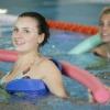 Вправи для м'язів тіла в воді