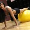 Вправи на фітбол для м'язів людини
