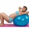 Вправи на прес під час вагітності