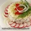 Весняний салат. Просто і смачно