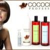 Випрямлення волосся методом cocochoco