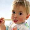Здоров'я молочних зубів дитини